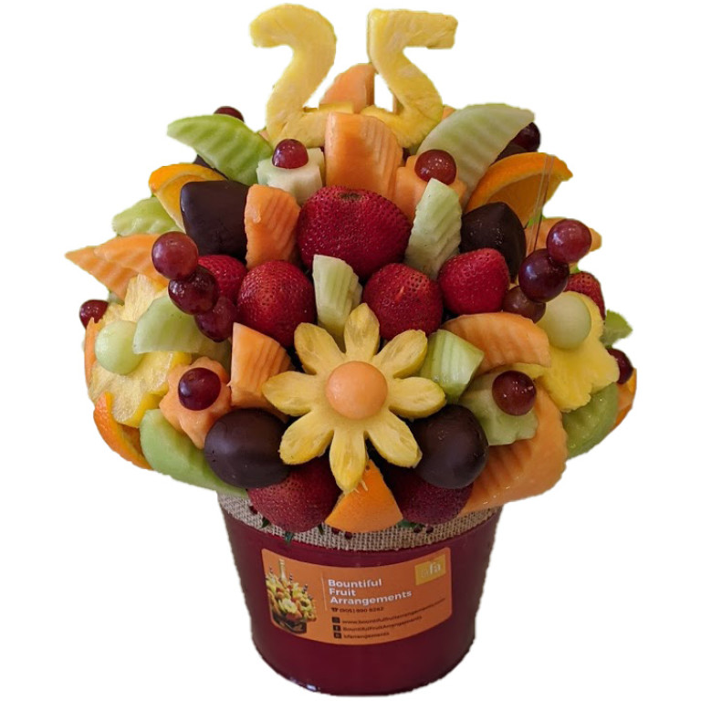 Birthday Edible Fruit Arrangements