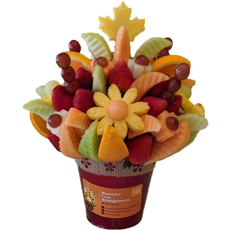 Canada Day Edible Arrangements