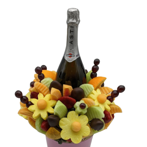 Fun Fruit-ini Edible Arrangement