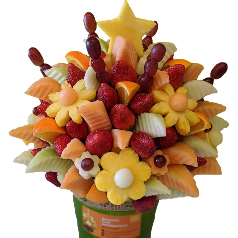 All Star Edible Arrangement