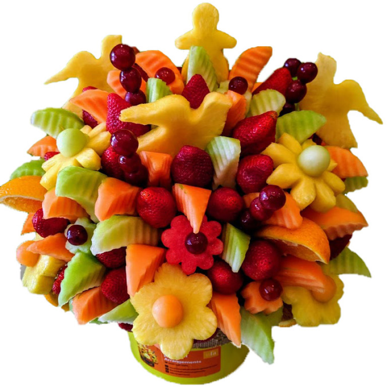 Angel Dove Edible Arrangement Ontario